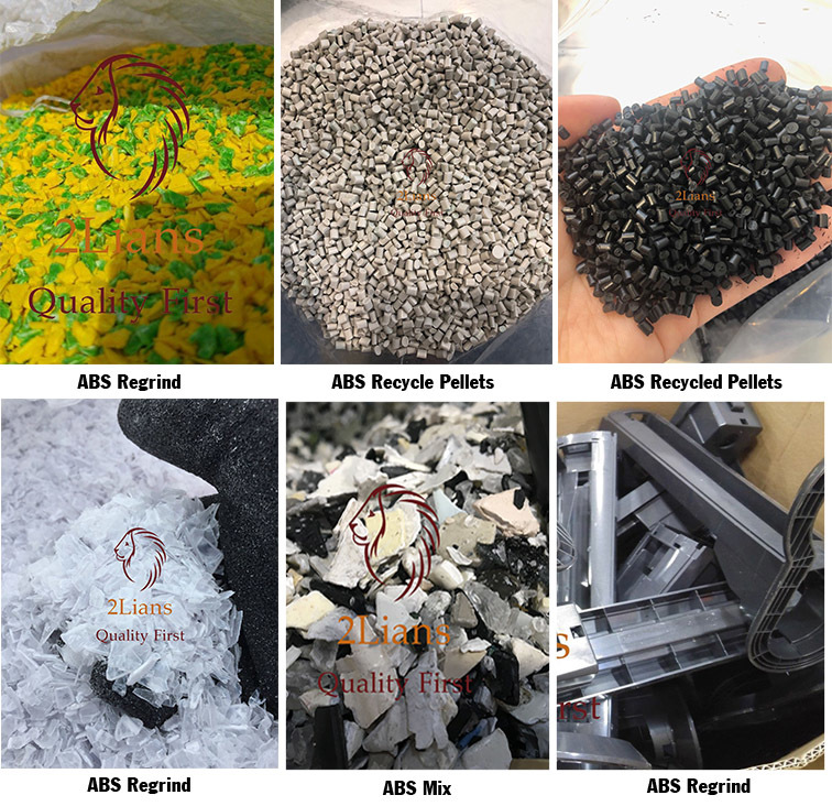 ABS Recycled Pellets abs plastic scrap recycled plastic post
