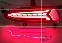 New I20 Elite Reflector 2019