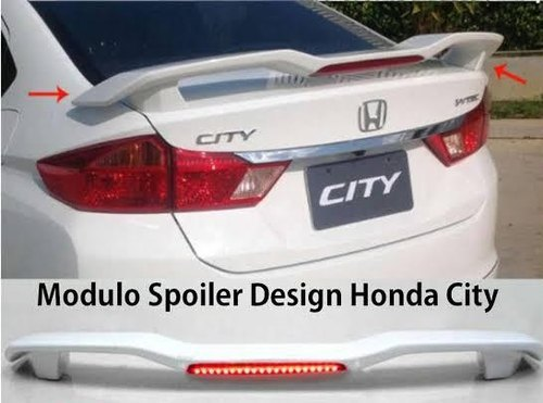New Honda Lip Spoiler 2019 with Light