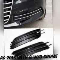 Audi A6 Foglamp Cover