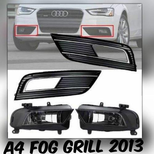Audi A4 Fog Lamp Cover