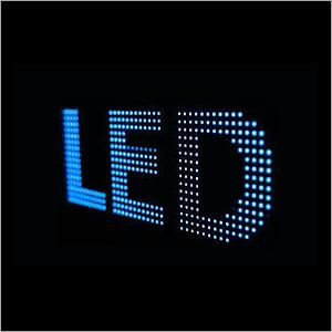 LED Light Signage Board