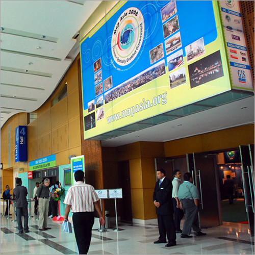 Promotional Exhibition Stall Design Service