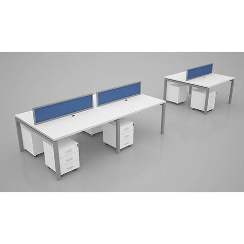 Open Desking Work Station