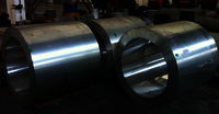 Forged Big Diameter and Thick Wall Seamless Aluminium Pipe