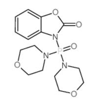 3-dimorpholin-4-ylphosphoryl-1,3-benzoxazol-2-one