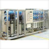 Brakish Water RO Plant