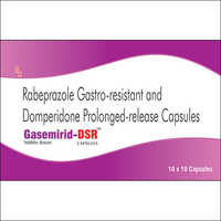 RABEPRAZOLE-20mg + DOMPERIDONE-30mg