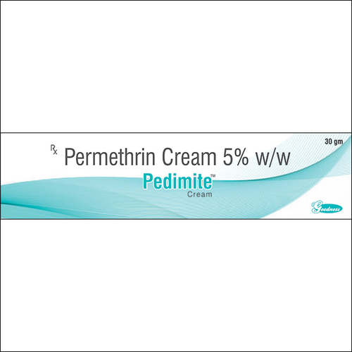 30gm 5% W/W PERMETHRIN CREAM