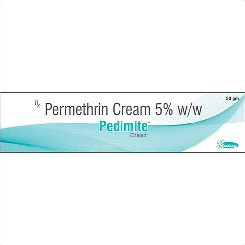 30gm 5% W/W PERMETHRIN CREAM