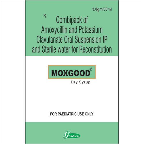 AMOXYCILLIN-200mg + CLAVULANIC ACID-28.5mg