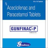 ACECLOFENAC-100mg + PARACETAMOL-325mg