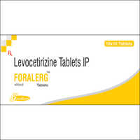 5mg LEVOCETIRIZINE TABLETS IP