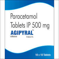 500mg PARACETAMOL TABLETS IP