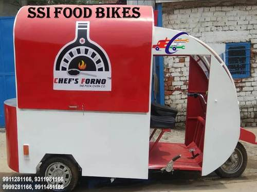 ELECTRIC FOOD CARTS