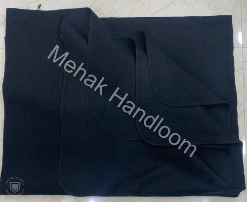 Non Woven Blanket - Black