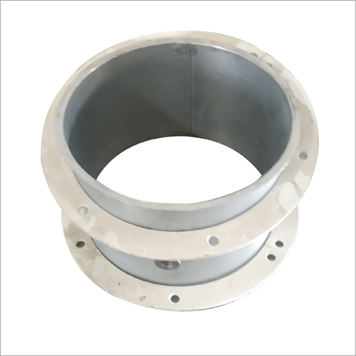 SS Duct Pipe Flange Adapter