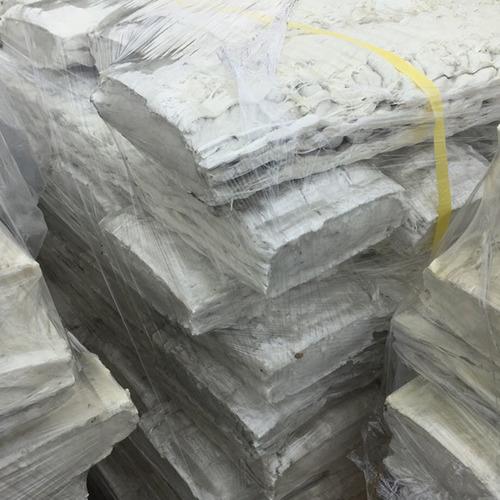 Expanded polystyrene (EPS) Ingot White plastics scrap