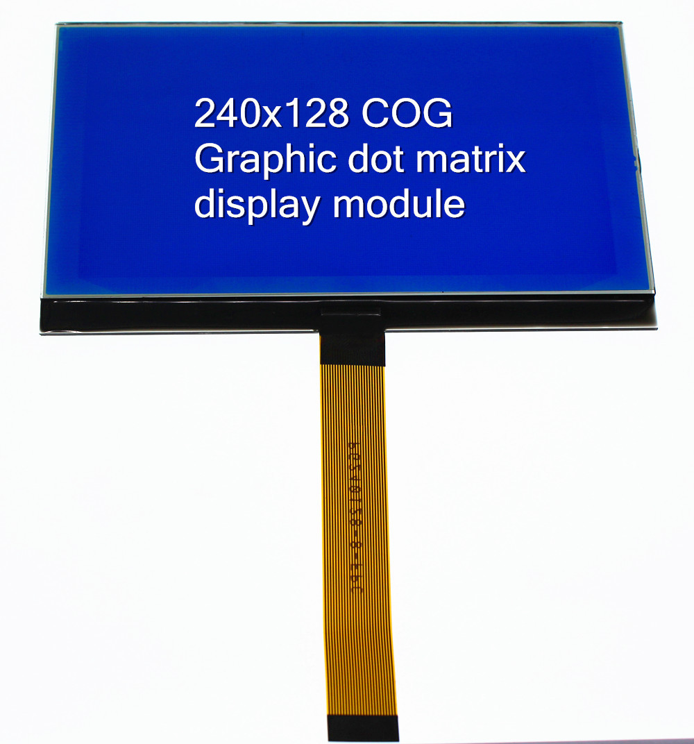 COG Graphic Dot Matrix
