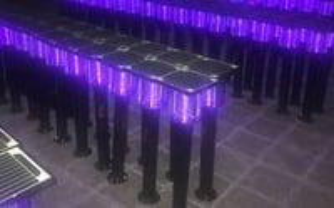 Night Light No Radiation UV Lamp LED Bug Zapper Mosquito Killer Trap