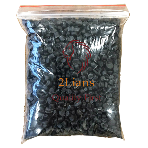 PP Black Recycled Pellet polypropylene scrap
