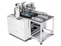 KG-800B Double-sided adhesive machine