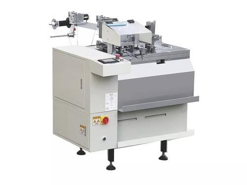 M-16 Automatic Elastic String Hangtag Threader Machine