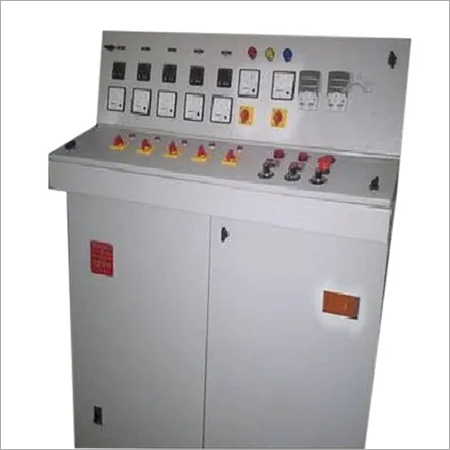 PVC Machine Electrical Control Panel