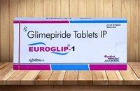 Glimepiride-1 mg & 2 mg