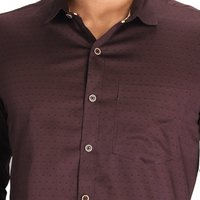 Mens Plain Full Sleeve Shirt