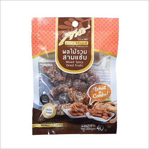 40 g Mixed Spicy Dried Fruits