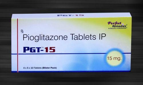 Pioglitazone 15 mg