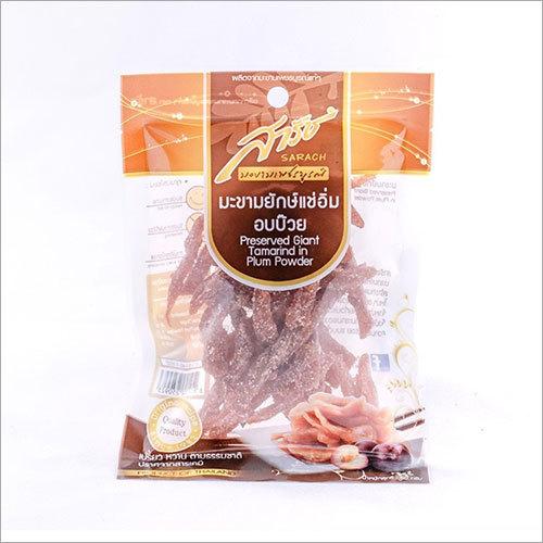 50 g Preserved Giant Tamarind in Plum Powder
