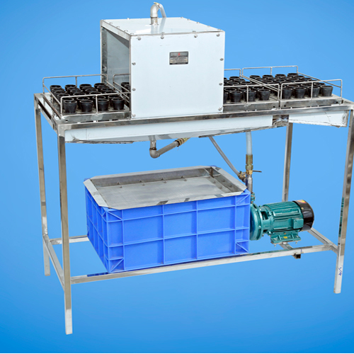 Single Stage Bottle Washing Machine