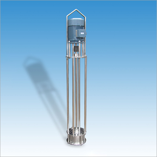 Pet Bottle Stirrer Machine