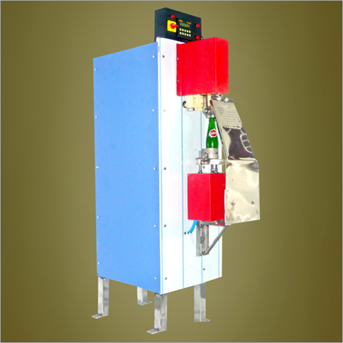 Semi Automatic Soda Filling Machine