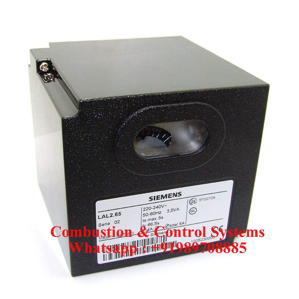 Boiler Sequence Controller LAL 2.65