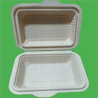 600ml Cornstarch clamshell