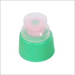 Plastic Push Bottle Cap