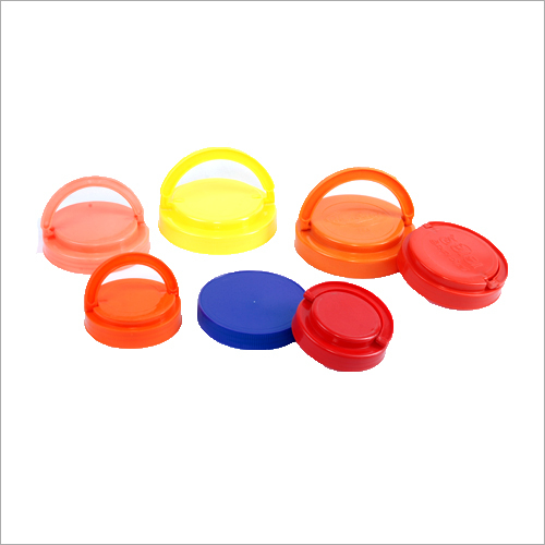 Colorful Plastic Jar Cap