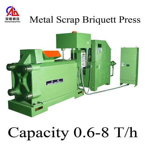 Waste Steel Scrap Press Machine