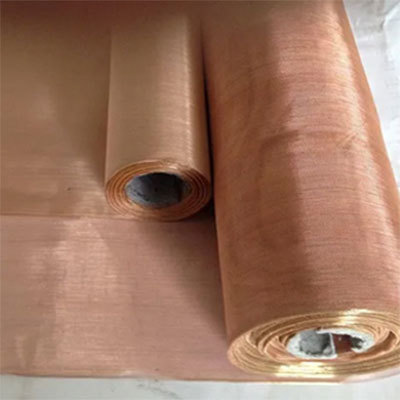 Industrial Copper Wire Mesh