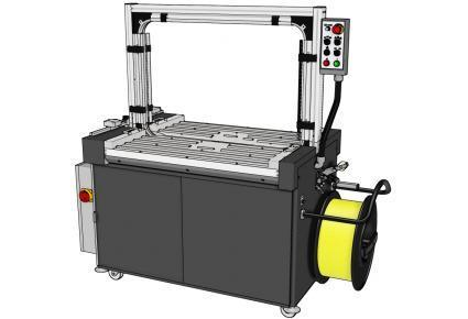 Automatic Strapping Machine-Power Roller