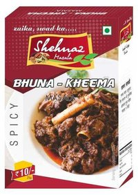 BHUNA-KHEEMA MASALA