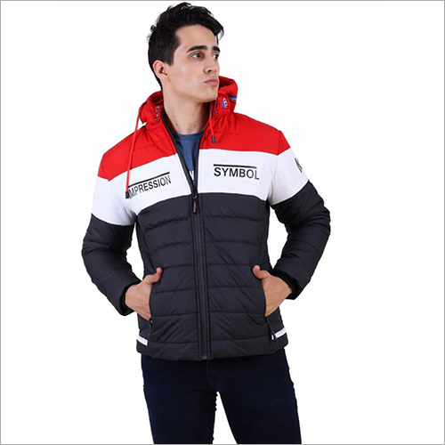 Mens Winter Jacket With Hoodie