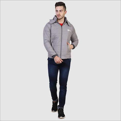 Full Sleeve Winter Jacket With Hood