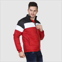 Mens Multicolor Jacket