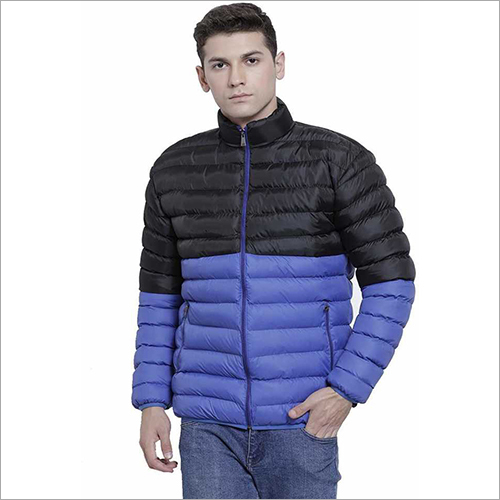 Mens Full Sleeve Winter Jacket