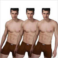 Lux Classic Mens Cotton Trunk