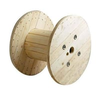Wooden Cable Reel Drum